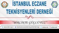 İSTANBUL ECZANE TEKNİSYENLERİ DERNEĞİ 25. YILINI KUTLUYOR