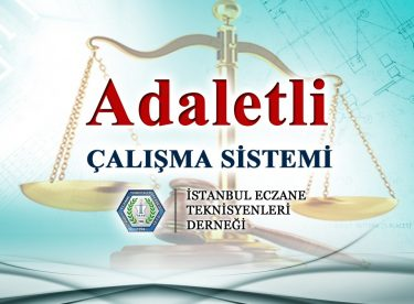 ADALETLİ ÇALIŞMA SİSTEMİ