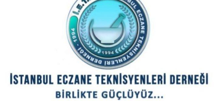 İSTANBUL ECZANE TEKNİSYENLERİ DERNEĞİ KAMU SPOTU